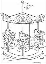 The Care Bears coloring page (041)