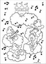 The Care Bears coloring page (043)