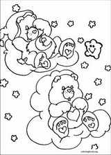The Care Bears coloring page (044)