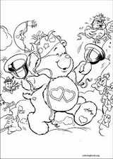 The Care Bears coloring page (046)
