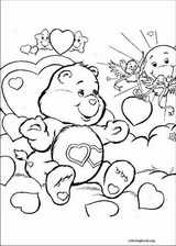 The Care Bears coloring page (047)