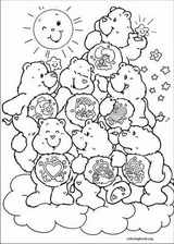 The Care Bears coloring page (048)