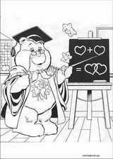 The Care Bears coloring page (050)
