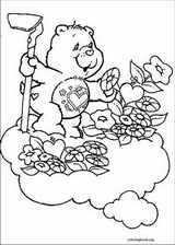 The Care Bears coloring page (051)