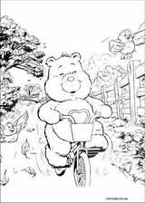 The Care Bears coloring page (052)