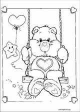 The Care Bears coloring page (054)