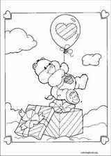 The Care Bears coloring page (055)