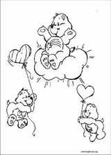 The Care Bears coloring page (057)