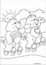 The Care Bears coloring page (058)