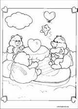 The Care Bears coloring page (059)