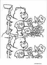 The Care Bears coloring page (060)