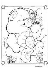 The Care Bears coloring page (061)