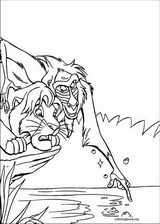 The Lion King coloring page (002)
