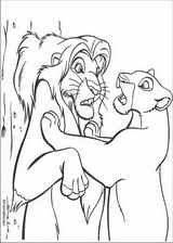 The Lion King coloring page (014)