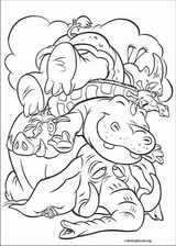 The Lion King coloring page (052)