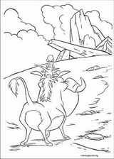 The Lion King coloring page (055)