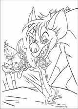 The Lion King coloring page (067)
