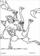 The Lion King coloring page (104)