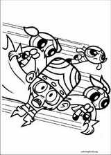 The Powerpuff Girls coloring page (003)