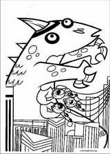 The Powerpuff Girls coloring page (013)