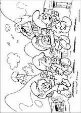 The Smurfs coloring page (029)