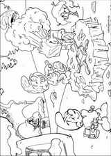 The Smurfs coloring page (043)