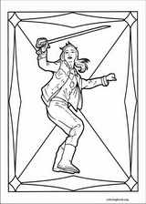 The Spiderwick Chronicles coloring page (012)