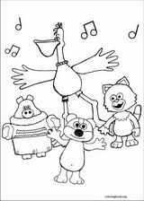 Timmy Time coloring page (006)