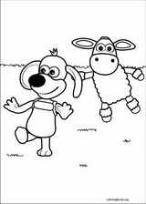 Timmy Time coloring page (009)