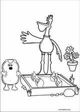 Timmy Time coloring page (010)