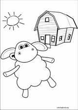 Timmy Time coloring page (028)