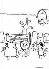 Timmy Time coloring page (033)