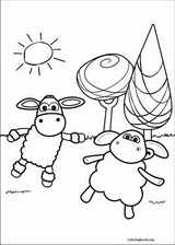 Timmy Time coloring page (037)