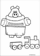 Timmy Time coloring page (042)