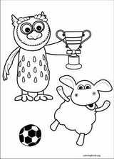 Timmy Time coloring page (043)