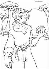 Treasure Planet coloring page (006)