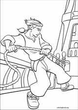 Treasure Planet coloring page (017)