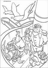 Treasure Planet coloring page (020)