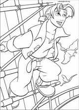 Treasure Planet coloring page (021)