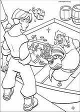 Treasure Planet coloring page (024)