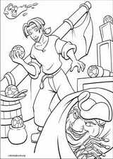Treasure Planet coloring page (025)