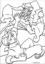 Treasure Planet coloring page (026)