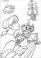 Treasure Planet coloring page (028)