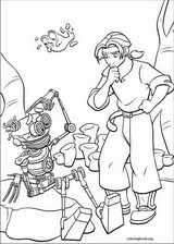 Treasure Planet coloring page (031)