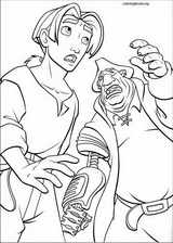 Treasure Planet coloring page (034)