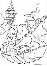 Treasure Planet coloring page (035)