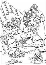 Treasure Planet coloring page (043)