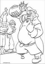 Treasure Planet coloring page (052)