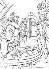 Treasure Planet coloring page (053)