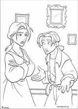 Treasure Planet coloring page (055)
